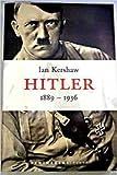 Hitler.: 1889-1936 - Ediciones Península - 11/10/1999
