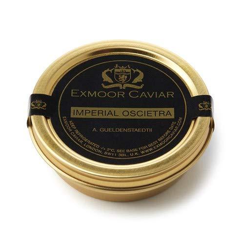 Exmoor Caviar Imperial Oscietra Caviar 50g