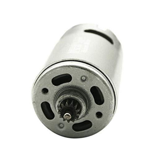 MOVKZACV Motore in metallo a 13 denti, 14,4 V, ricambio per Bosch GSR 14.4 2 Li, diametro dell'albero 9,5 mm