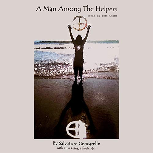 A Man Among the Helpers audiobook cover art