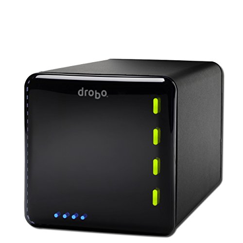 Drobo DDR3A31/8TB-RED (4X 2TB-RED) 4 Bay USB 3.0 Storage Array NAS-System