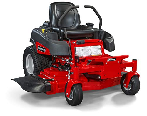 Snapper 460Z 48-Inch 25HP Briggs & Stratton Commercial Engine Zero Turn Lawn Mower, 5901718