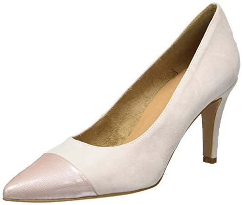 Tamaris Damen 22427 Pumps, Pink (Rose 521), 37 EU