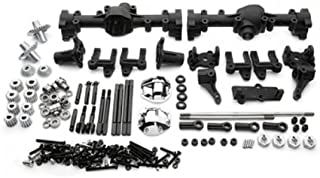 G-Made 51100 R1 Front and Rear Portal Axle Set
