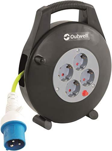 Outwell Apus Netzkabeltrommel 10m 2021 Adapter Kabel