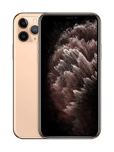 Apple iPhone 11 Pro with Facetime - 64GB, 4G LTE, Gold - International Version