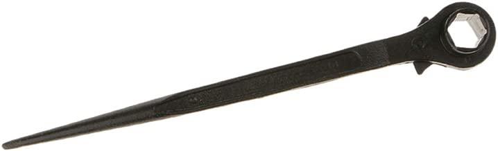 llave combinada de extremo abierto con herramienta de reparaci/ón Llave RatchetFixTubing con herramienta de reparaci/ón de cabeza flexible 8-19MM giratoria 180 grados m/étrica 14MM