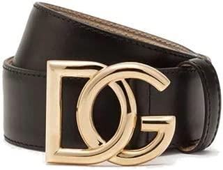 Luxury Fashion | Dolce E Gabbana Womens BE1356AX35080999 Black Belt |