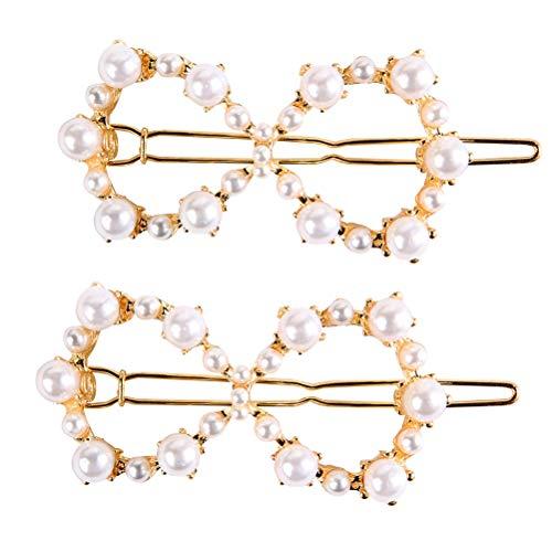 8 paires de pinces à cheveux couleur bonbon amour coeur creux épingles à cheveux pinces pinces barrettes cheveux accessoires pour bébé fille anniversaire cadeau de noël