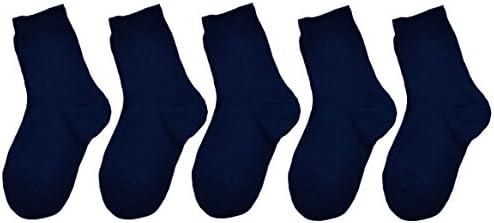 WB Socks 5 Paires de Chaussettes EnfantBlue MarineCoton