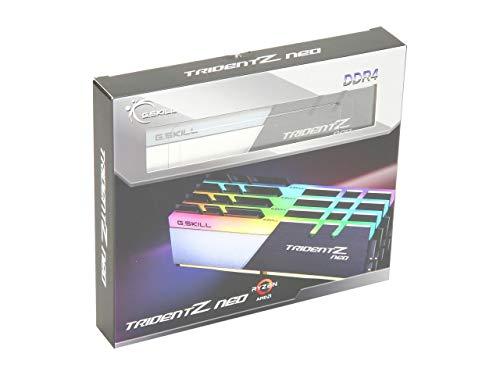 G.SKILL Trident Z Neo (für AMD Ryzen) Series 32GB (4x 8GB) 288-Pin RGB DDR4 SDRAM DDR4 3600 Desktop F4-3600C16Q-32GTZNC