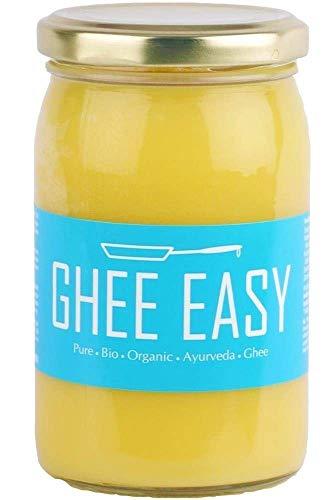 Ghee Easy Pure Bio-Organic Ayurveda Ghee 245g