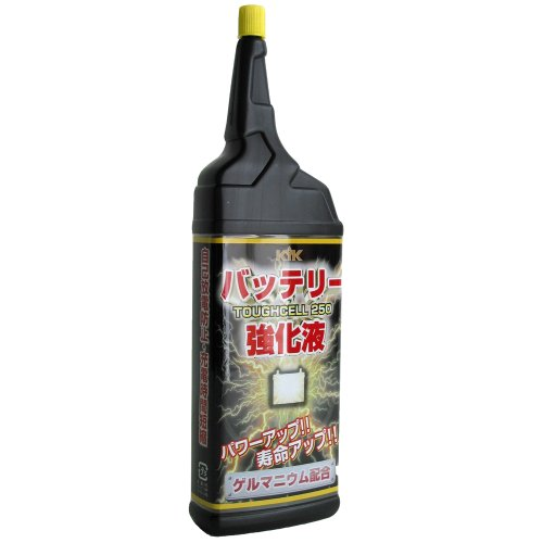古河薬品工業(KYK) バッテリー強化液 タフセル250 250ml