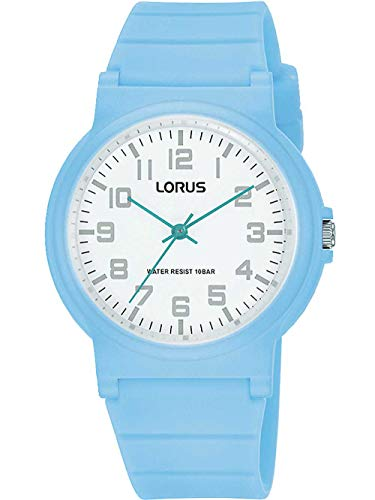 Lorus Reloj Analógico para Niños de Cuarzo RRX37GX9