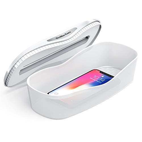 MeaMae Care esterilizadora caja ultravioleta con cable USB,un equipo profesional de desinfección para teléfonos móviles, ropa, cepillos de dientes y otros artículos pequeños