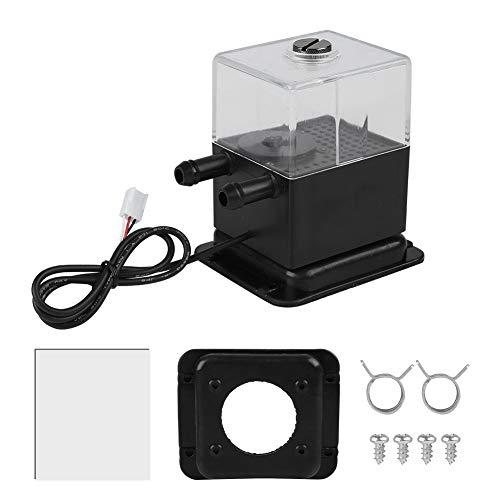 Sxhlseller Kit de Bomba de Agua Ultra Silencioso para PC CPU Sistema de Refrigeración Líquida Accesorios de Computadora