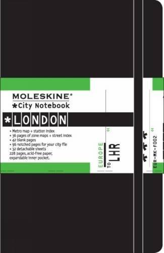 Moleskine S0617X - Cuaderno London City