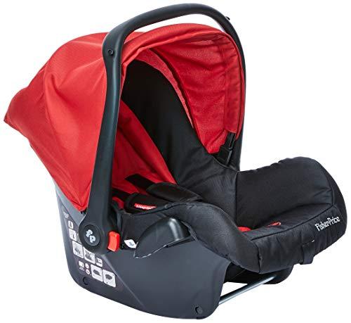 Cadeira para Auto Heritage Fix 0-13 Kg Fisher-Price, BB566, Multikids Baby, Vermelho