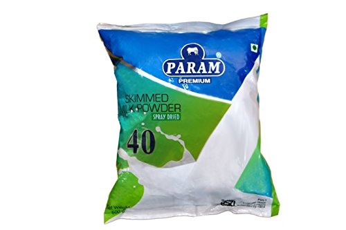 Param Premium Skimmed Milk Powder 500 Grams