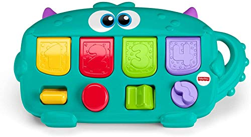 Fisher-Price Monster Pop-Up Surprise