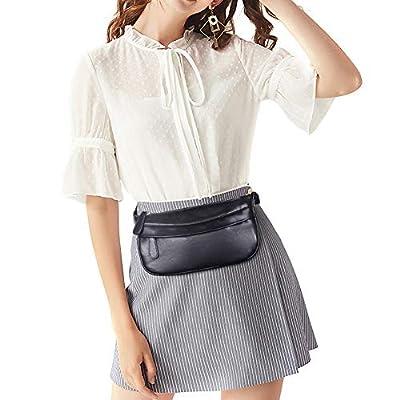 Multipurpose Waist Fanny Pack for Women Girls S...