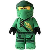 Manhattan Toy Lego Ninjago Lloyd Ninja Warrior 13 Inch Plush Character