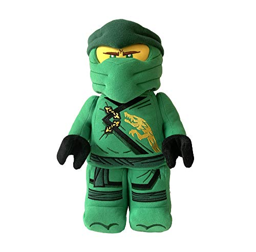 Lego Ninjago Lloyd Ninja Warrior 13? Plush Character For $15.99 From Amazon