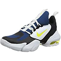 Nike Air MAX Alpha Savage, Zapatillas de Gimnasia para Hombre, Azul (Blue Force/Dynamic Yellow/White/Black 471), 43 EU