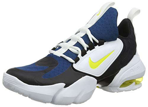 Nike Air Max Alpha Savage, Chaussures de Gymnastique Homme, Bleu (Blue Force/Dynamic Yellow/White/Black 471), 45 EU
