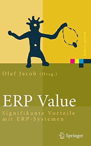 ERP Value: Signifikante Vorteile mit ERP-Systemen (Xpert.press)