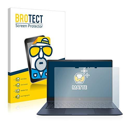 BROTECT Entspiegelungs-Schutzfolie kompatibel mit HP Elite Dragonfly G2 Bildschirmschutz-Folie Matt, Anti-Reflex, Anti-Fingerprint