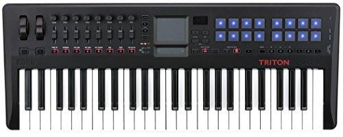 Korg TR TAKT.-49 TRITON TAKTILE Controller-Keyboard (49-Key, USB)