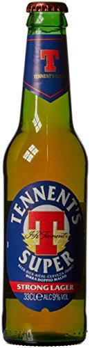 TENNENTS TENNETS DE CERVEZA 24 X 33 CL
