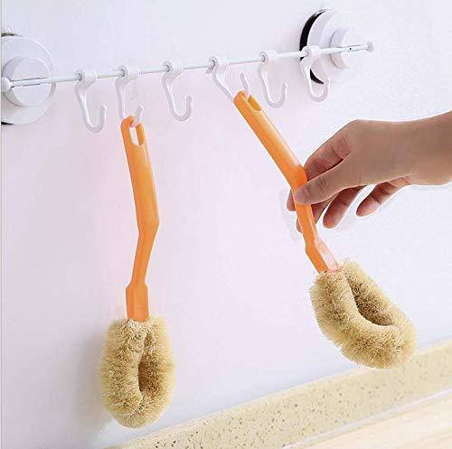 Shuda Reinigungsbürste Spülmaschine Reinigungsbürste Für Küche, Wasserkocher, Tastatur, Mehrzweckreinigungsbürste.