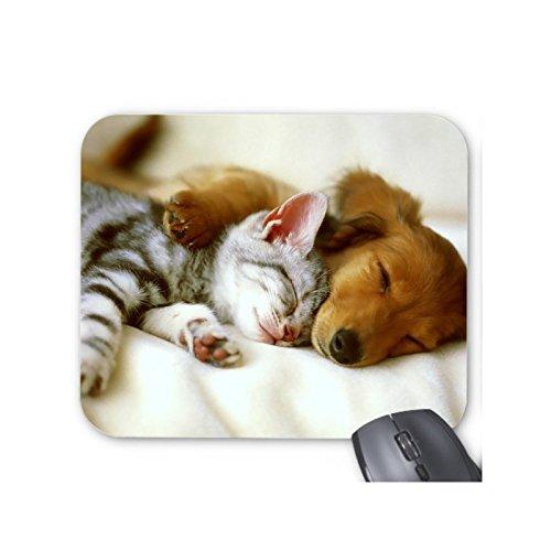 Tapis de souris chien chat ref 2886
