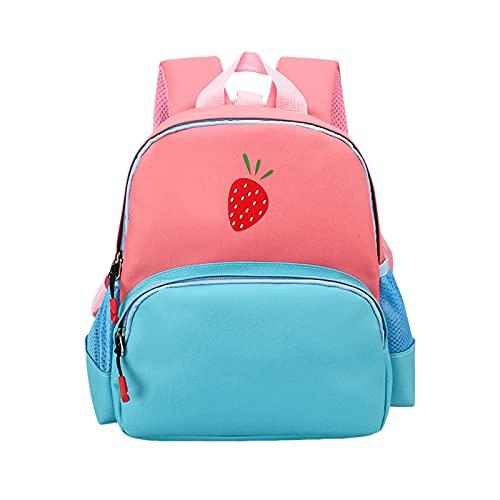 Xiangdanful Kinder-Rucksack Jugendliche Schulrucksack Mädchen Schultasche Jungen Schulranzen kleine Tagesrucksack für den Kindergarten Wanderrucksack für Kinder Freizeitrucksack