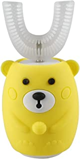 Orale Reiniging Whitening Tandenborstel U vormige Auto Borstel Soft Gel Head Special voor Peuters Whole Body Washing Desig...
