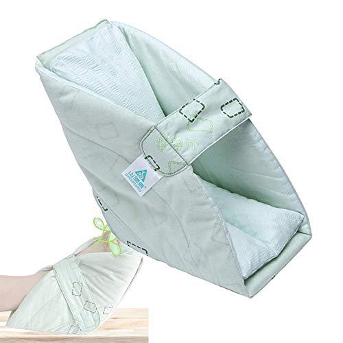 KHXJYC Almohadilla De ProteccióN para La Almohadilla del TalóN, Cubierta Protectora del Hueso del Tobillo del Zapato Antideslizamiento, Almohadilla para El TalóN De La Cama Antiescaras,1