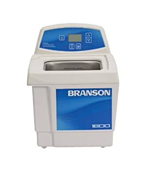 Branson CPX-952-117R Series MH Mechanical Cleaning Bath with Mechanical Timer and Heater 0.5 Gallons Capacity 120V