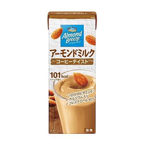ブルーダイヤモンド アーモンド・ブリーズ コーヒー 200ml×24本 紙パック