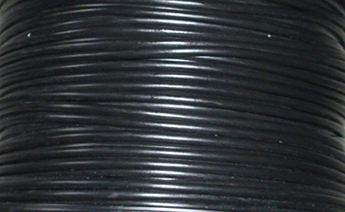Kfz-Kabel 6mm² 6,0mm² schwarz 5m (€ 1,95/m) Litze Flry Fahrzeug-Leitung