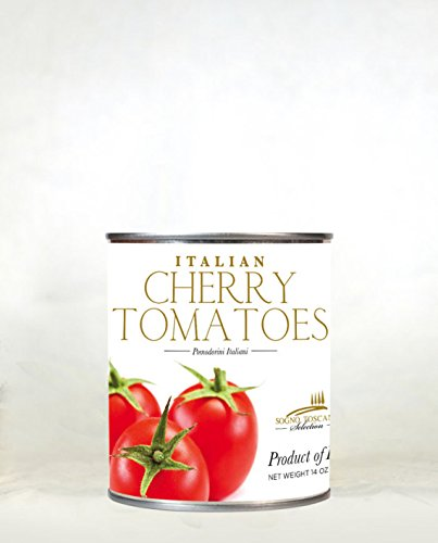 Sogno Toscano Italian Cherry Tomatoes 14 oz (Pack of 3)
