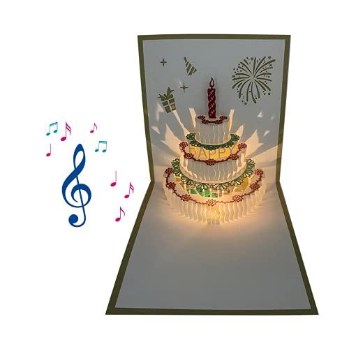 tarjeta felicitacion cumpleaños fabricante SunDiao