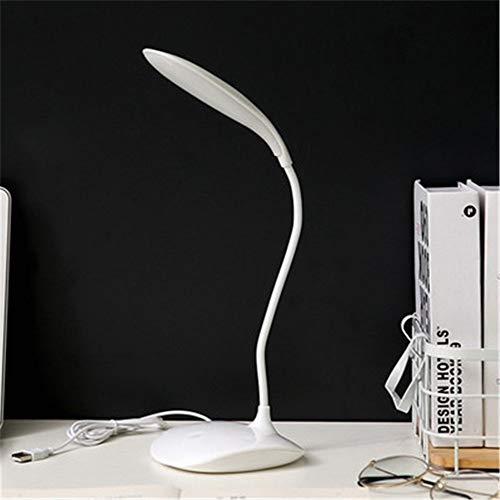 Led Schreibtischlampe, Nachttischlampe Für Studenten, Flexible Touch-Steuerung, Fürsorgliche Tischlampe Für Das Arbeitszimmer, Weihnachtsgeschenk Für Kinder