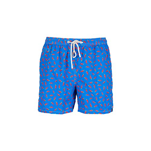 mc-safety MC2 Saint Barth Badehose Boxer Herren Lighting MICRO-FANTASY-Kilo-17 - XXL