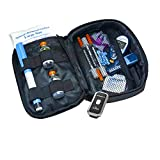 Medicool Daily Diabetic Organizer Plus Insulin Cooler Travel Case Large Gel Pack | Daily
