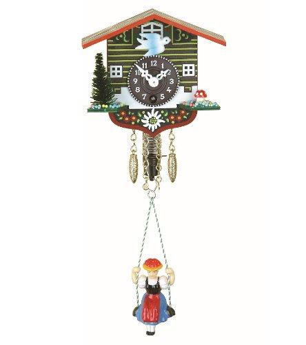 Trenkle Reloj en Miniatura de la Selva Negra casa Suiza TU 62 S
