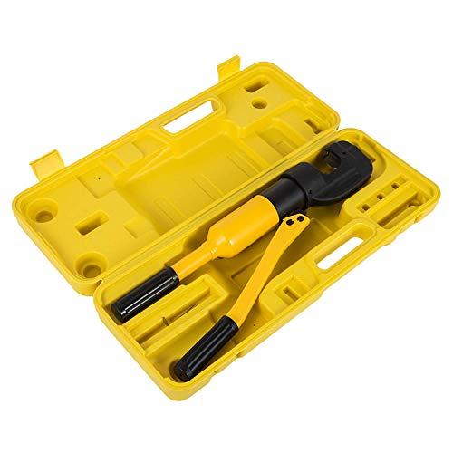 Happybuy Hydraulic Rebar Cutter 1/4