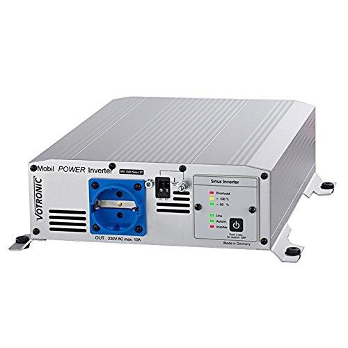 Votronic 3169 MobilPOWER SMI 1500 Sinus ST 12V 230V Spannungswandler