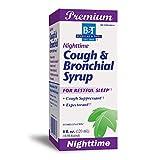 Boericke & Tafel 54695 Nighttime Cough & Bronchial Syrup